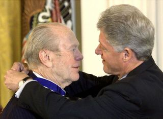GeraldFord_BillClinton